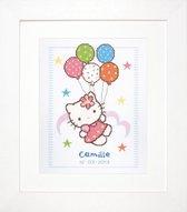Telpakket kit Hello Kitty  - Vervaco - PN-0148222