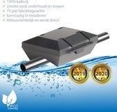 ✅ Waterontharder Black Edition - voor alle Stalen waterleidingen (magneet waterleiding) ☆ Water ontharder | Antikalk | Kalkaanslag | Water ontkalker | Waterverzachter | Magnetisch | Waterontkalker | > 20.000 Gauss  / 20 Tesla