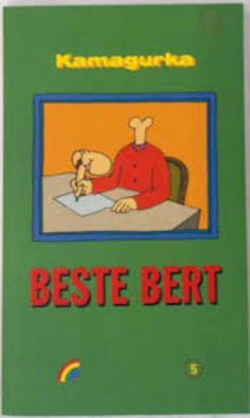 Rainbow pocketboeken 450: beste Bert - Kamagurka  