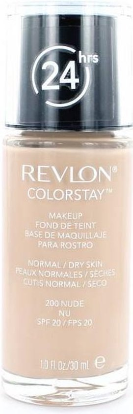 Revlon Colorstay Normal/Dry – 200 Nude – Foundation