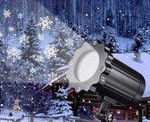 LED Laserprojector - Lamp - Sneeuwvlok - Voor binn
