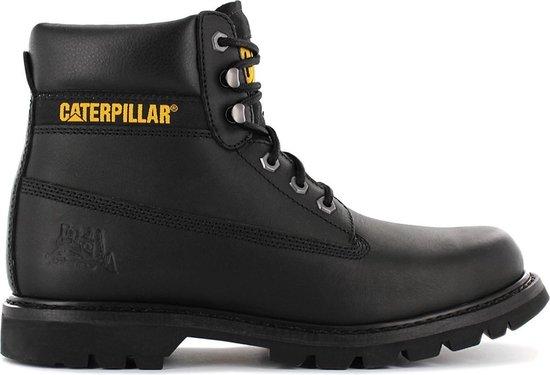 Caterpillar Colorado PW C44100-709 Heren Laarzen Boots Veterlaarzen Zwart - Maat EU 40 UK 6