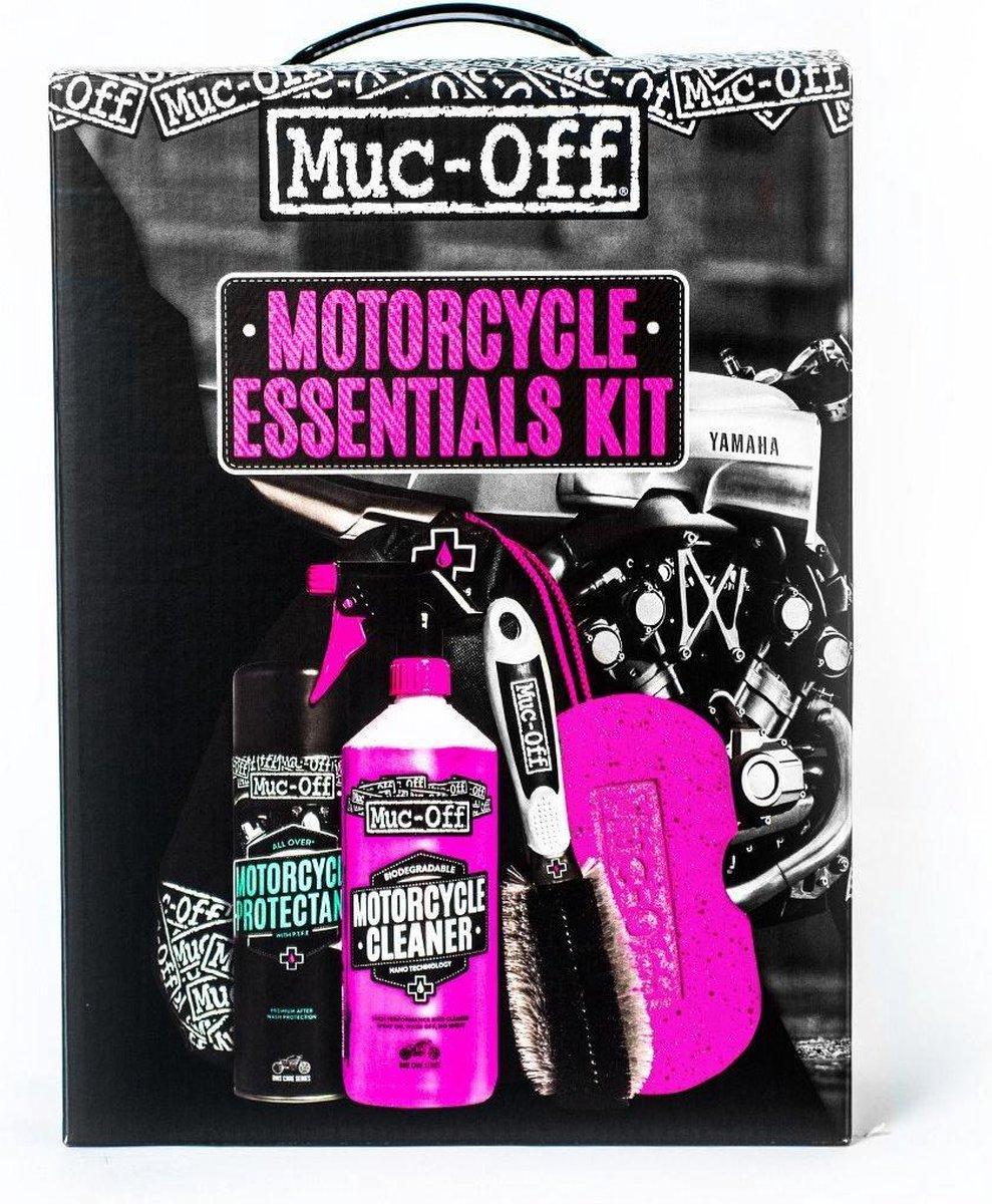 Muc-Off Motorcycle Essentials Kit Motor Onderhoud Set