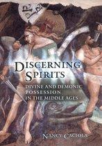 Omslag Discerning Spirits