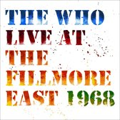 Live at the Fillmore East, 1968