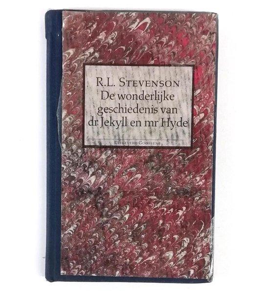 De wonderlijke geschiedenis van dr Jekyll en mr Hyde - Robert Louis Stevenson  