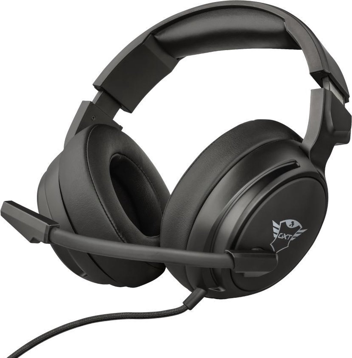 Trust GXT 433 Pylo - Gaming Headset voor Xbox, PS4, PS5 en PC - Zwart