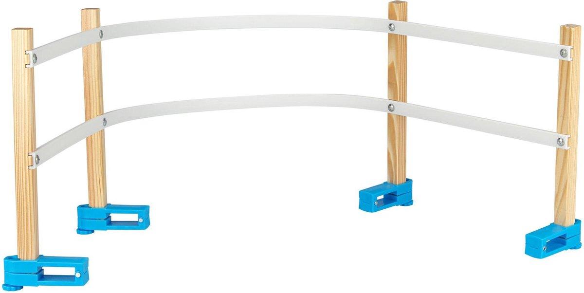 Nijdam Rugleuning voor Vouwslede - Blauw