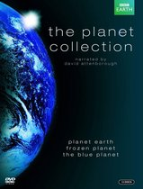 BBC Earth - The Planet Collection (Blu-ray)