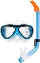 Waimea - Snorkelset - Kinderen - Blauw