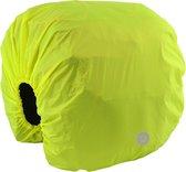 AGU Essentials Regenhoes - Maat XL - Neon geel