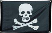 Piratenvlag Deluxe 90cm