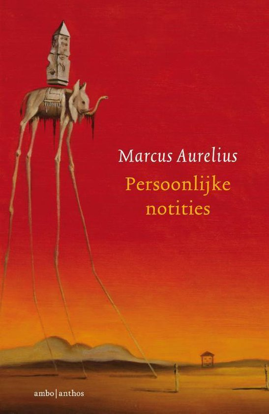 Boek cover Persoonlijke notities van Marcus Aurelius