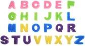 EPIN | Kinder Verf Sponsjes Alfabet | Vingerverf | Creatief Kinderspeelgoed | Knutselen | Schilderen | Verfsponzen | Alfabet