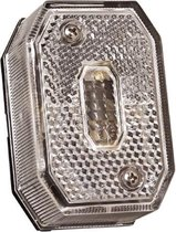 Flexipoint breedtelicht wit - losse lamp