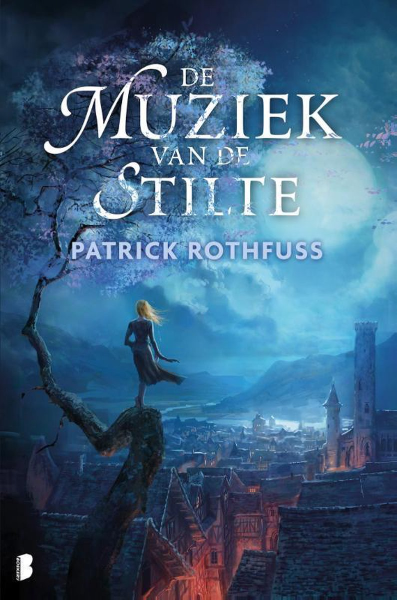 De muziek van de stilte - Patrick Rothfuss