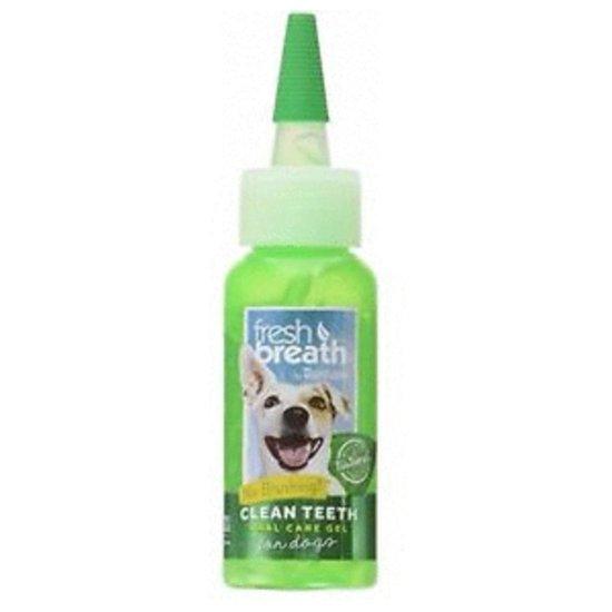 Tropiclean Fresh Breath Clean Teeth Oral Care Gel - Gebitsverzorging - Mint 59 ml