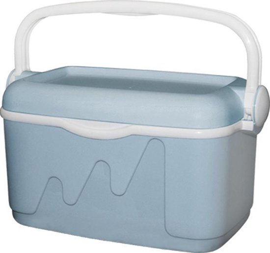 Curver Koelbox - 10L - cloudy grey