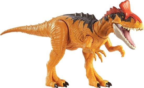 Jurassic World Sound Strike Cryolophosaurus - Speelgoeddinosaurus