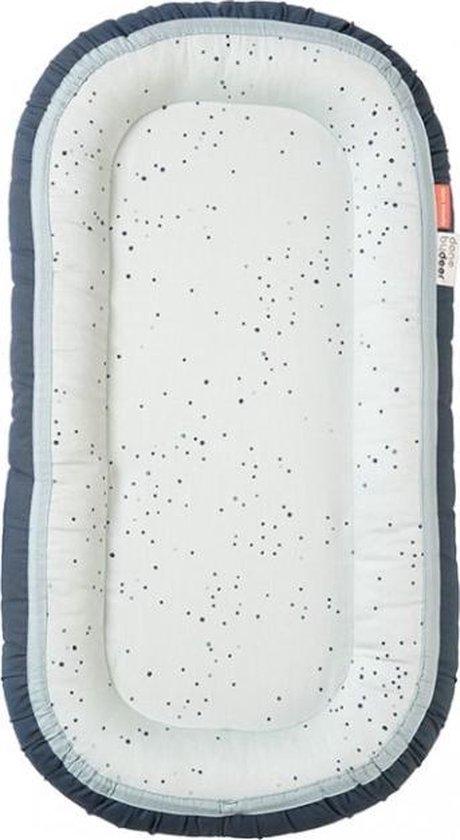 Product: Done By Deer Dreamy Dots Cozy Babynest Blue, van het merk Done By Deer