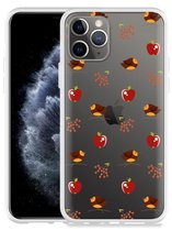 Apple iPhone 11 Pro Hoesje Apples and Birds