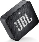 JBL GO2+ Speaker |Bluetooth|Zwart|Waterproof|Dare To Listen!