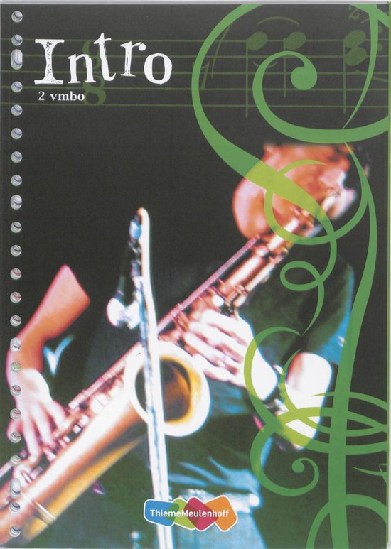 Intro / 2 VMBO / deel Leerwerkboek + CD+ICT - Joost Overmars  