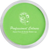 PXP Aqua schmink face & body paint lime green 10 gram