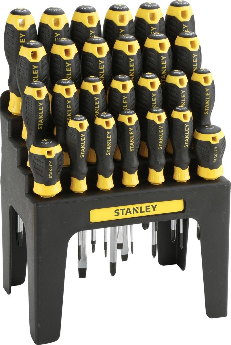 STANLEY STHT0-62142 Schroevendraaierset - 26-delig - met opbergsysteem