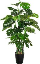HTT Decorations – Kunstplant Monstera XXL H140cm