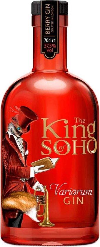 King of Soho Variorum Gin