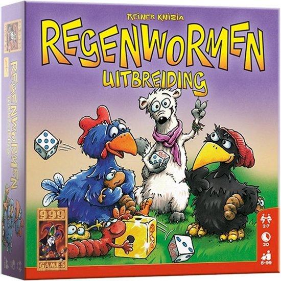 Afbeelding van Regenwormen Uitbreiding Dobbelspel
