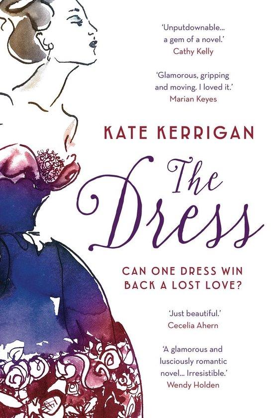 Boek cover The Dress van Kate Kerrigan (Onbekend)