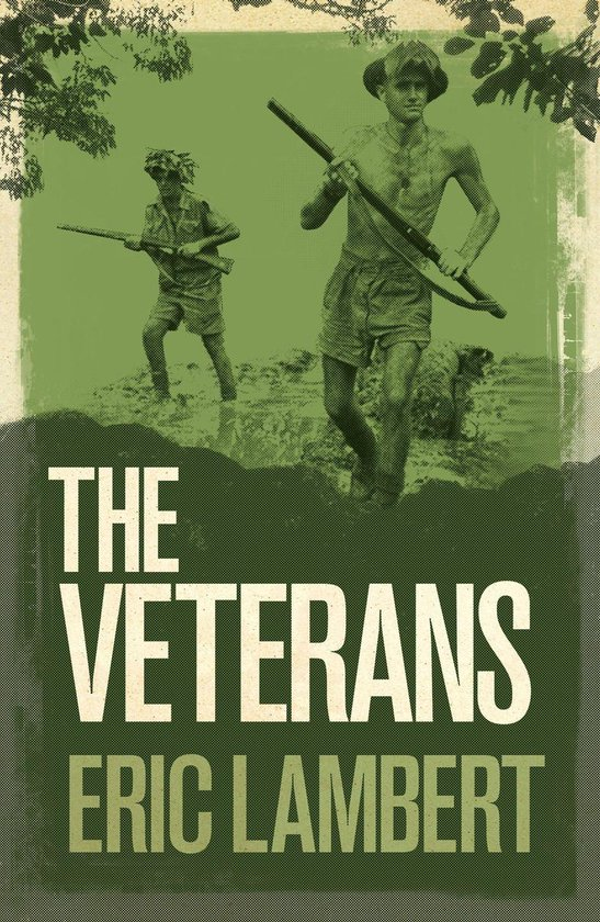 Omslag van The Veterans