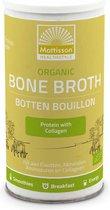 Mattisson / Organic Bone Broth – Biologische Runder Botten Bouillon - 180 gram (MT3014)