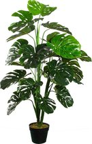 HTT Decorations – Kunstplant Monstera H120cm