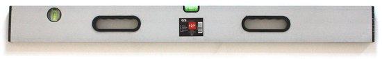 Aluminium reilat 100 cm 'heavy duty' - waterpas / rijlat / strijklat - extra...
