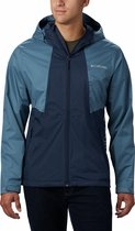 Columbia Outdoorjas Inner Limits Ii Jacket Heren - Collegiate Navy - Maat XXL
