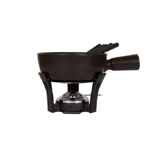Boska Fondueset Nero - Kaasfondueset - Zwart - 1,3 L - Voor 875 gram Kaasfondue