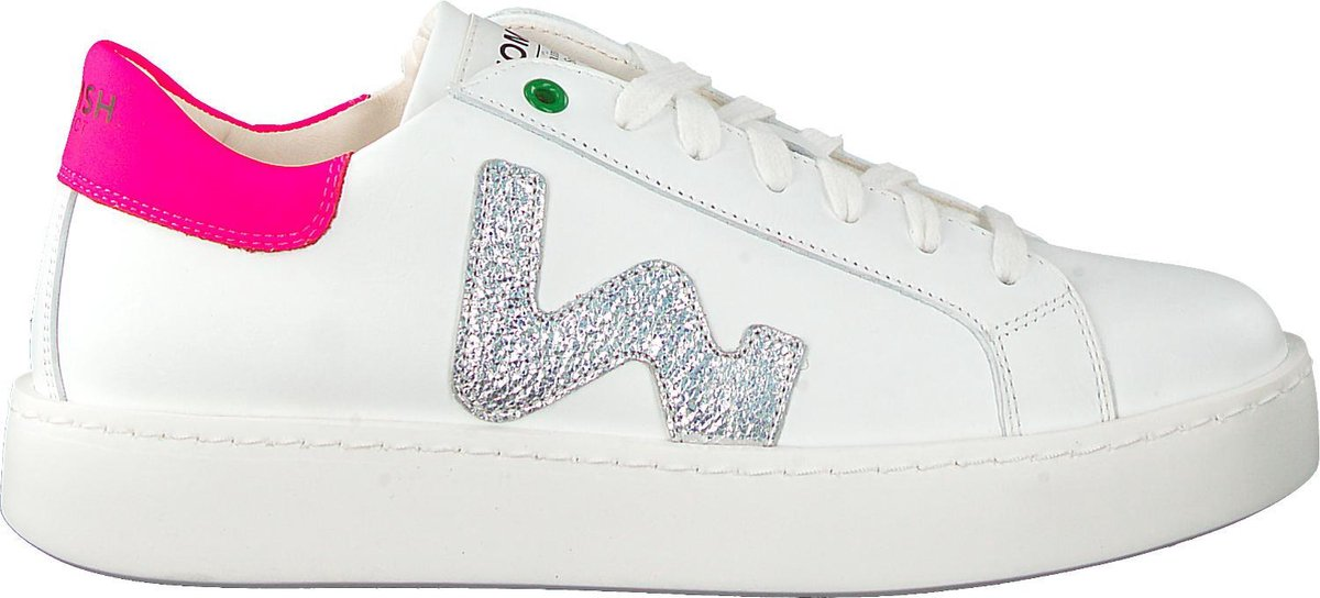 Womsh Dames Lage sneakers Concept Wit Maat 39