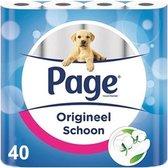 Page - Toiletpapier Origineel - 40 rollen