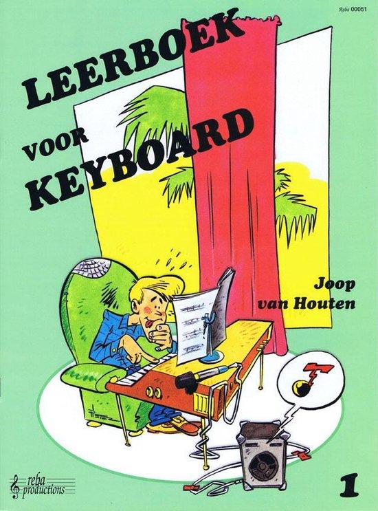 Leerboek voor keyboard 1 - van Houten Joop |