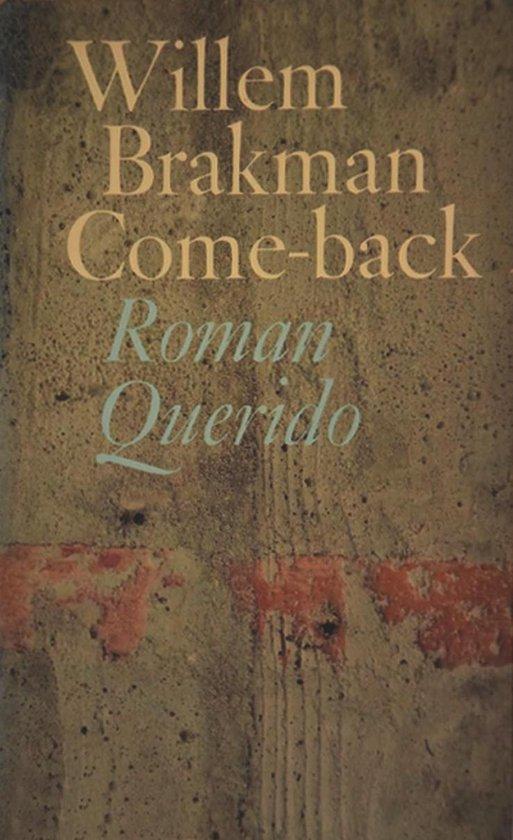 COME-BACK - Willem Brakman |