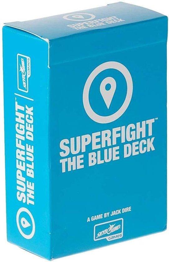 Afbeelding van het spel Superfight The Blue Deck