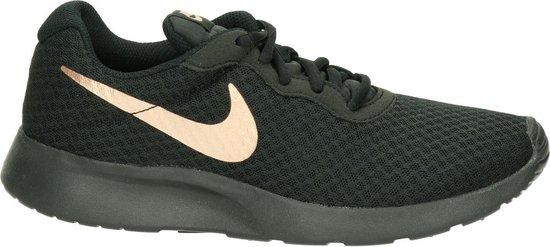 Nike Tanjun dames sneaker - Zwart multi - Maat 41