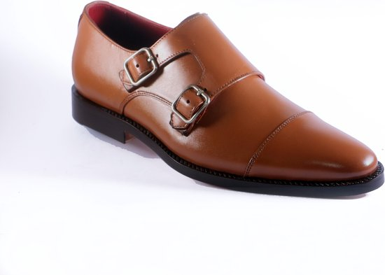 Loxdale Nette Schoenen met gesp - Leer - Tan - 45