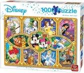 Disney Puzzel 1000 Stukjes - Magical Moments - Legpuzzel (68 x 49 cm)