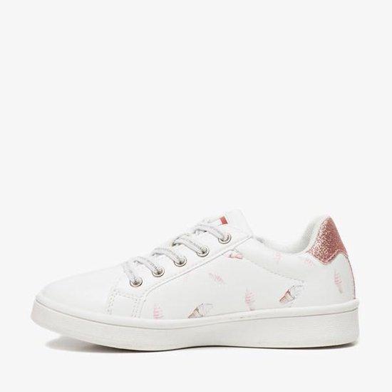 Blue Box meisjes sneakers - Wit - Maat 33