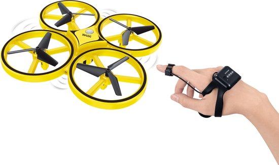 Denver DRO-170, 2.4GHz drone met hand besturing
