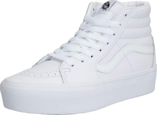 bol.com | Vans sneakers hoog ua sk8-hi platform 2.0 Wit-40,5
